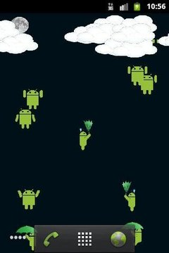 It's Raining Androids! LITE