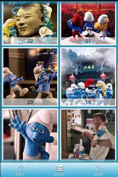 T-Puzzle:HelloKitty,Smurfs,ALL