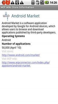 WIP Appstore Wiki