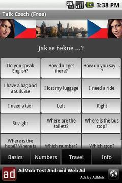 Talk Czech (Free)