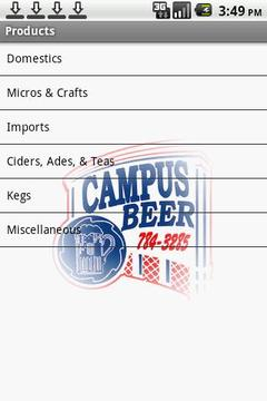 Campus Beer Distributors LLC