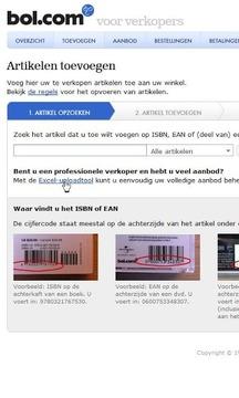 bol.com verkopers