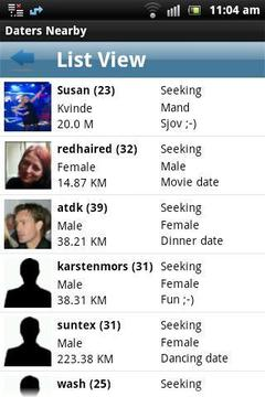 Daters Nearby Free Edition