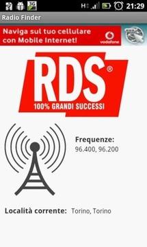 RadioFinder