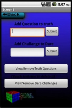 Truth or Dare -Awesome Edition