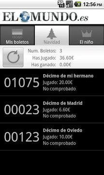 Lotería elmundo.es