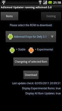 Adlxmod Updater