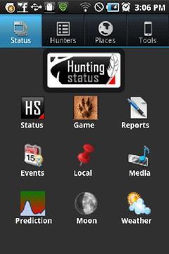 Hunting Status