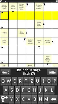 填字游戏Kreuzwortraetsel...