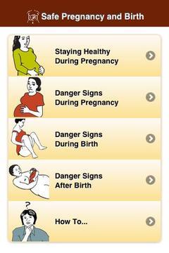 安全怀孕和分娩