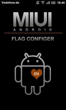 MIUI Flag Configer