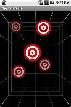 The 3D Targets