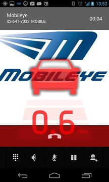 Mobileye 5 - Series pro app