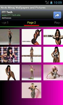 Nicki Minaj Wallpaper and Pics