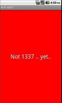 Is it 1337?