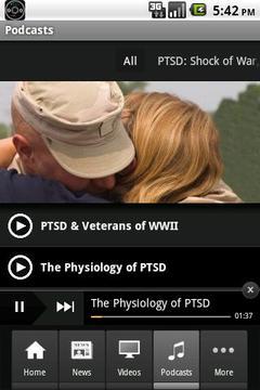 PTSD Support for Veterans