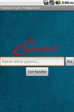 Türksat Uydu Frekansları