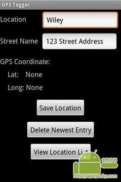 GPS定位标注器 - 对于DEVS