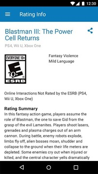 Video Game Ratings by ESRB