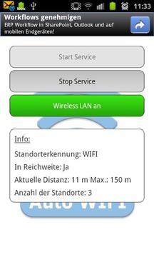 Auto Wifi