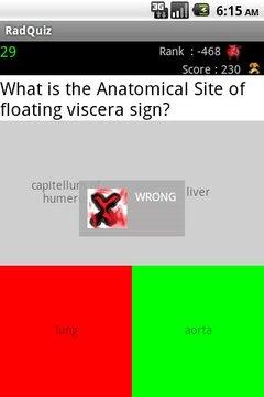 Radiology Quiz