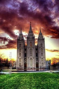 Temple Salt Lake City
