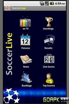 Soccer Live