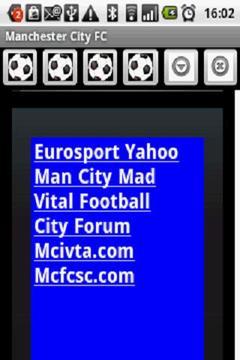 Manchester City FC News 2012