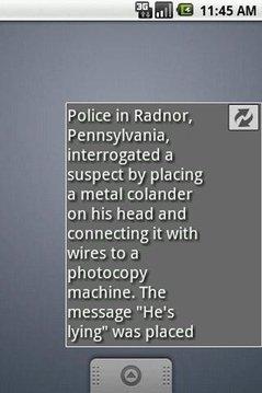 最有趣的笑话小插件 应用程序