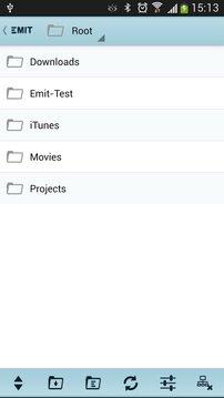 Emit远程浏览