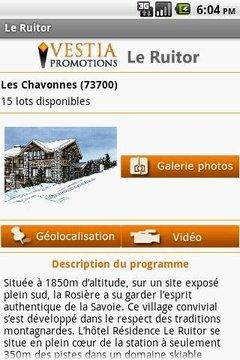 Hôtel Résidence Le Ruitor