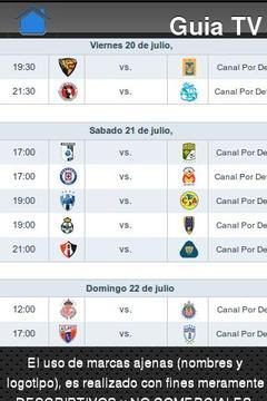 Liga MX en TV