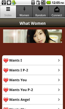 What Woman Wants