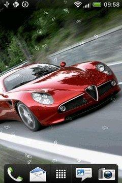 Luxury Cars Live Wallpaper