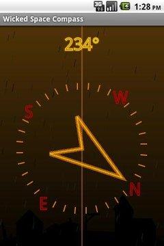 邪恶的空间指南针