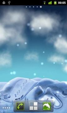 Ram Planet: Winter Free LWP