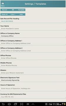 Customer Events Records CRM-L