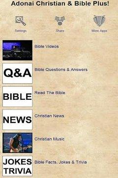 Adonai Christian & Bible Plus!