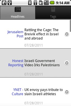 Israel Net Daily