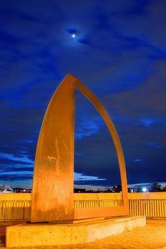 美国风光:俄克拉荷马