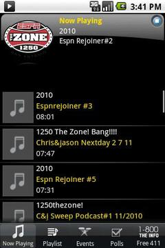 The Zone 1250 RadioVoodoo