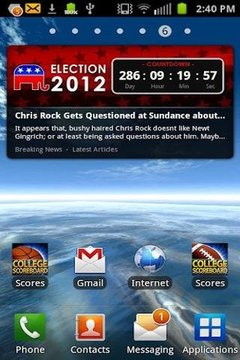 Election 2012 Countdown GOP