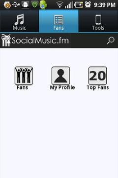 SocialMusic.fm BETA