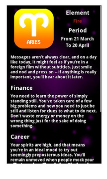 Free Horoscope Lite