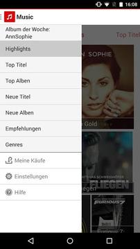 Vodafone Music Shop