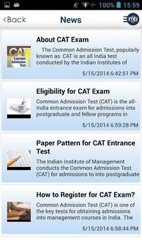 CAT MBA Exam Prep by MingleBox