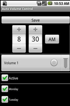 Auto Volume Control (free)
