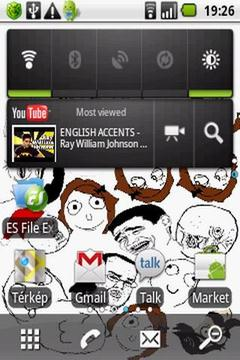 Troll Face Live Wallpaper