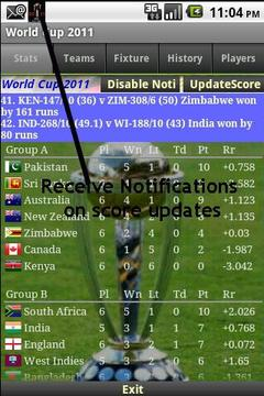 Cricket World Cup 2011 (Full)