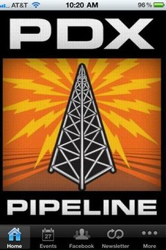 PDX Pipeline: Portland Events